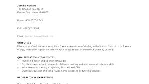 Housekeeper Duties Example Of Housekeeping Resume Examples Here Are Sample Hospital