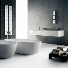 modernes badezimmer duemilaotto boffi massivholz