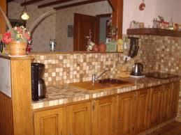 fa nce de cuisine faience cuisine cool faience decor galets with faience cuisine