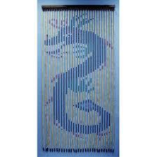 Natural Bamboo Beaded Door Curtain by Bead Doors U0026 Bamboo Bead Curtains