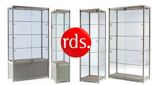 Detolf Glass Door Cabinet Ikea by Glass Display Cabinets Youtube