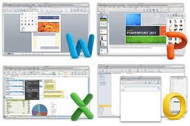 Microsoft fice for Mac 2011