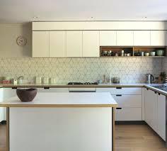 Tiled Splashbacks Are Back Get Your Feature Tile Fix At TILE