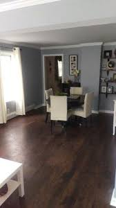 Trafficmaster Glueless Laminate Flooring Alameda Hickory by Trafficmaster Hand Scraped Saratoga Hickory 7 Mm Thick X 7 2 3 In