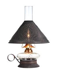 Large Punched Tin Lamp Shades by Farmhouse Lighting Old House Restoration Products U0026 Decorating