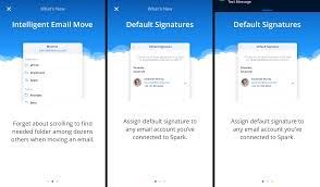 Spark for iPhone gains custom swipes in notifications pinch