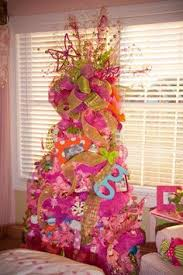 Every Girly Girls Dream Christmas Tree Better Than That Keep It Up All Year In A Young Room With New Seasonal Ornaments