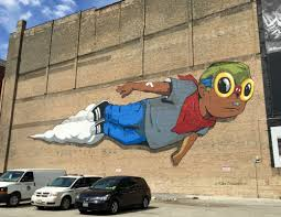 Big Ang Mural Chicago by Big Walls In Chicago Eileen On