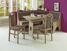 truhen eckbankgruppe eiche sonoma dekor bzw eiche massiv sonomafarbig eckbank 2 stühle und ausziehbarer wangentisch bezug beige grau variabel