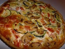 tarte aux legumes avec pate brisee a l origan maison a taaable
