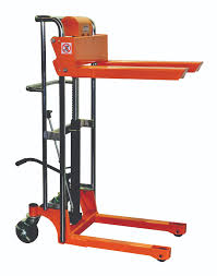 100 Hydraulic Hand Truck Splendiferous Pallet Stacker Idea And Material Ling