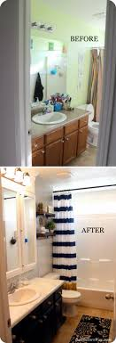 Before And After: 20+ Awesome Bathroom Makeovers - Hative Beautiful Bathrooms Small Bathroom Decor Design Ideas Bathroom Modern Ideas Best Of New Home Designs Latest Small With Creative Wall Art And High Black Endearing Bathrooms For Spaces Design Philippine Space Remodel Superb Splendid Lights Without Lighting White Rustic Glamorous Washroom Office Bath South Very Youtube