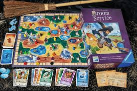 Amazon.com: Broom Service - Strategy Game: Toys & Games New Barnes And Noble Board Game Inventory Album On Imgur Spiderman Collectors Edition Monopoly Board Game Monopoly Planet Of The Apes Usaopoly 77 Best Everything Images Pinterest Games Pokemon Kanto Igo Random Viking Amazoncom Disney Cars Blazing Trails My Busy Books Disney Pixar Fruitless Pursuits Saturday Night Games Trains Tiles Party For Kids Adults Ini Llc Bottle Cap Mosaic 62017 Hillsdale Library Best 25 Harry Potter Ideas Funny Harry Review 1775 Rebellion