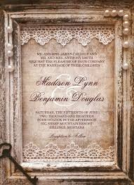 If You Are A Person Who Dreams Of The 19th Century Weddings And Wants One Like Those Design Your Wedding Invitation In Same Exact Manner With This