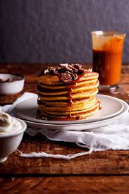 Easy Healthy Pumpkin Pancake Recipe by Easy And Healthy Banana Oat Pancakes Simply Delicious