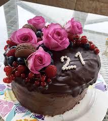 nutella cake kuchen geburtstagstorte nutella kuchen