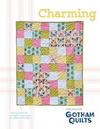 52 Quilters Week 13 Free quilt patterns from Gotham Quilts