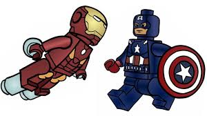 LEGO Super HeroesLego ColoringColoring For KidsColor Children