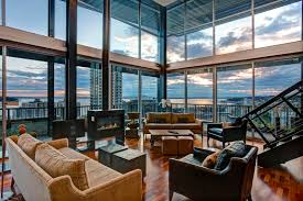 100 Seattle Penthouses Penthouse 1 Michael Doyle Properties