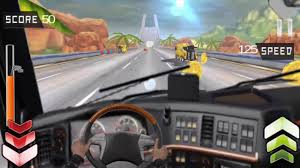 Highway Truck Driving - Truck Drive Games - Android Gameplay - YouTube