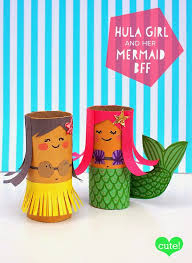 33 Best Magical Mermaids Crafts And Snacks For Kids Images On