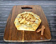 Rustic Apple Pie Is Made With Refrigerator Crust Apples And A Delicious Mixture Of Spices