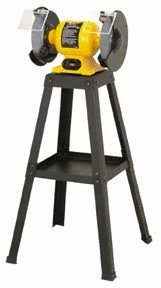 harbor freight tools universal bench grinder stand power bench