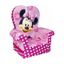 High Back Chair Disney s Minnie Mouse Soft Marshmallow Children s