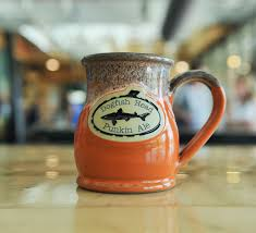 Saranac Pumpkin Ale Calories by Dogfish Head Ceramic Punkin Growlers Return Mybeerbuzz Com
