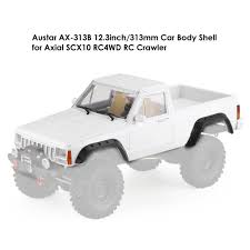RC Car Shell AX-313B 12.3inch Wheelbase Pickup Body Shell DIY Kit ... Wpl Wplb1 116 Rc Truck 24g 4wd Crawler Off Road Car With Light Cars Buy Remote Control And Trucks At Modelflight Shop Brushless Electric Monster Top 2 18 Scale 86291 Injora Hard Plastic 313mm Wheelbase Pickup Shell Kit For 1 Fayee Fy002b Rc 720p Hd Wifi Fpv Offroad Military Tamiya 110 Toyota Bruiser 4x4 58519 Fierce Knight 24 Ghz Pro System Hot Sale Jjrc Army Fy001b 24ghz Super Clod Buster Towerhobbiescom Hg P407 Rally Yato Metal 4x4