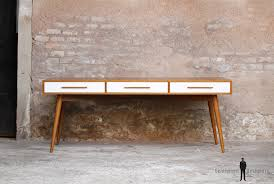 bureau stylé grand bureau ministre bois teck meuble style vintage
