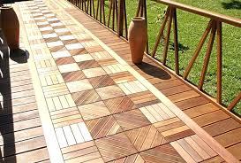 teak interlocking deck tiles unexpectedartglos me