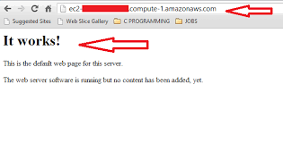 Install Lamp Ubuntu 1404 Aws by How To Install Wordpress On Amazon Ec2 Ubuntu Instance
