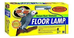 Uv B Lamp For Vitamin D Uk by Zoo Med Aviansun Deluxe Floor Lamp Ebay