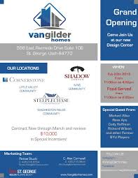 GRAND OPENING – New Office & Design Center | VanGilder Homes Best 25 Grand Entrance Ideas On Pinterest Foyer Mansion Mattamy Homes Design Your Home Gta Studio New Center On Contemporary 8675072401 04 Sr Decor Donchileicom Beautiful Shea Images Decorating Pleasing Front The Drexel By Eastwood Charlotte Nc Youtube Haven In Palm Coast Fl Seagate Llc 28 Images In Indiana