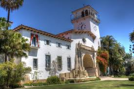 Santa Barbara Courthouse Mural Room by Prettiest City Hall And Courthouse Wedding Venues Around La