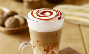 Pumpkin Spice Caramel Macchiato by Hop Into Starbucks And Try The Yummy Caramel Macchiato Summer