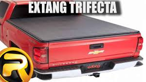 extang trifecta truck bed cover product demo youtube