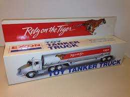 100 Toy Tanker Trucks Gasoline Specials Jackies Store