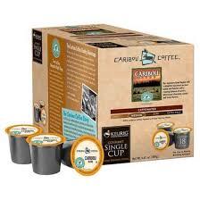 Caribou Coffee Blend K CupR Packs Base