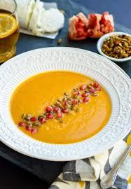 Pumpkin Butternut Squash Soup Vegan by Roasted Butternut Squash Soup With Goat Cheese Recipe Chefdehome Com