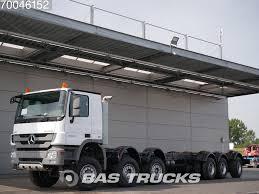 100 New Mercedes Truck MERCEDESBENZ Actros 6555 K 12X6 NEW Manual V8 Concrete Pump