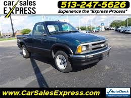 Used 1997 Chevrolet S-10 For Sale In Cincinnati, OH 45249 Car Sales ... Ccinnati Oh Used Ram Trucks For Sale Less Than 2000 Dollars 2006 Dodge Ram 2500 In 245 Weinle Beechmont Ford Vehicles Sale Cars Louisville Columbus And Dayton 4500 Price Lease Deals Ups Could Buy 35000 Electric Trucks 2009 150 45249 Car Sales Express Milling Machine Co Dh Milling Machine Item Ea9 2008
