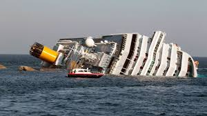 cruise ship captain detained after sinking abc news
