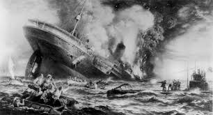 Where Did The Rms Lusitania Sink by Rms Lusitania Remembered On 100th Anniversary Of Sinking Cbs New