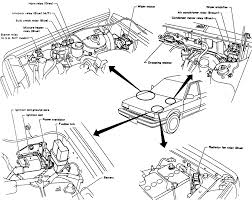 1991 Nissan Stanza Engine Diagram - Wiring Diagram Data