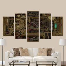UNIVERSAL 3 Piece Wall Art Painting Pictures Print On Canvas