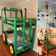 john deere bunk bed plans