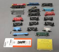 99 N Scale Trucks Buy Assorted Freight Cars Diesel Locomotive Parts 18