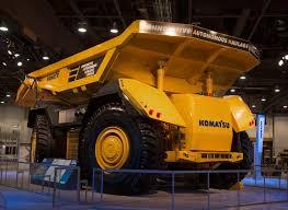 100 Haul Truck Komatsu Haul Truck Autonomy Goes Cabless International Mining